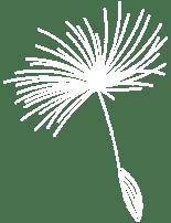 Hypnose Florian Günther Logo weiß klein