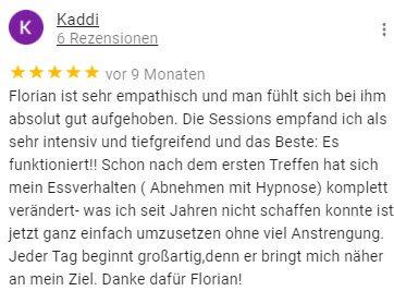 Abnehmen mit hypnose berlin