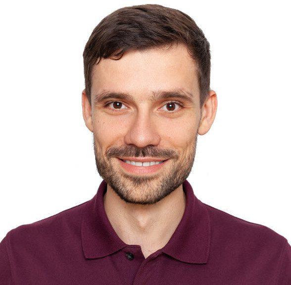 Berlin Hypnose Florian Günther Portrait